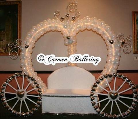 Cinderella Theme Weddings Amp Quincea 241 Eras By Balloons